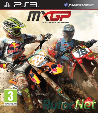 MXGP: The Official Motocross Videogame [EUR/ENG]