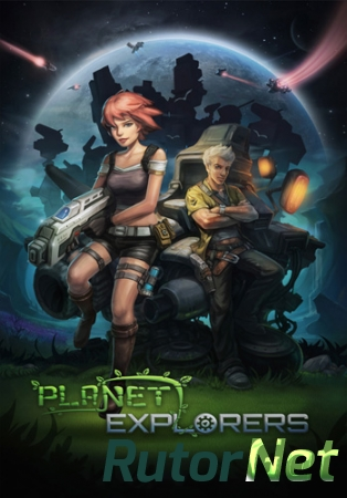 Planet Explorers [Alpha|Steam Early Access] [2014|Eng|Chi]