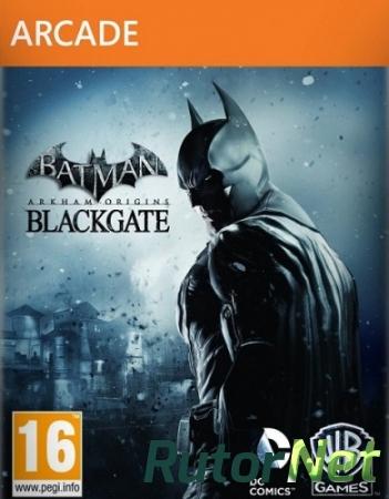 Batman Arkham Origins Dlc скачать торрент