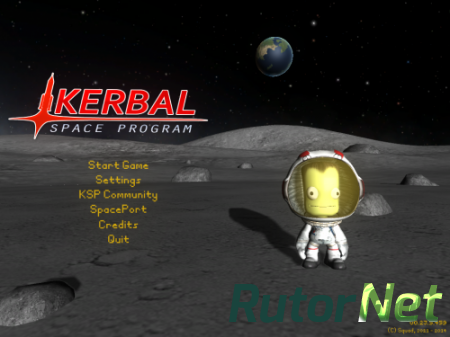 Kerbal Space Program ARM (0.23.5.459 linux) [ENG] (2014)