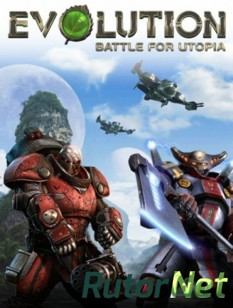 Эволюция: Битва за Утопию / Evolution: Battle for Utopia [v.1.0.4] (2014) Android