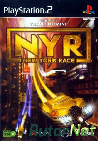 [PS2] NYR: New York Race [Multi6|PAL][DVD-Convert]