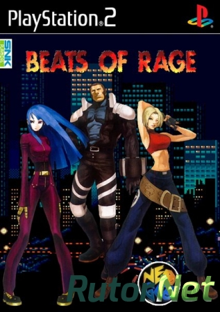 [PS2] Beats Of Rage [ENG|NTSC][DVD-Convert]