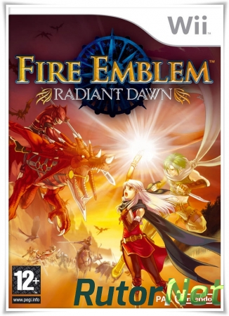 [Nintendo Wii] Fire Emblem: Radiant Dawn [PAL, Multi5]