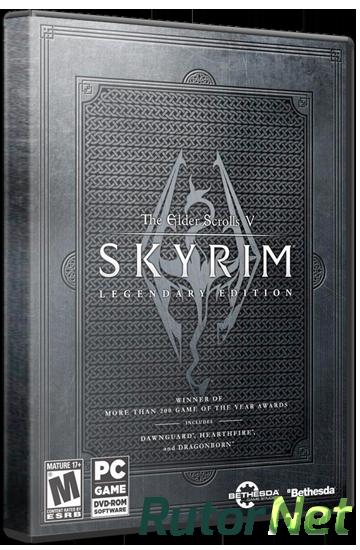 Skyrim Repack механики скачать торрент - фото 10