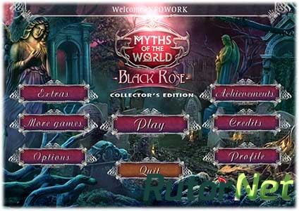Myths of the World 5: Black Rose (2014) [En] Unofficial [Collector's Edition / Коллекционное издание]