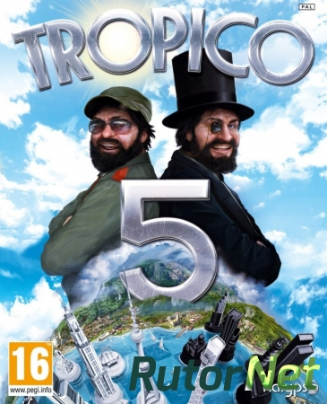 Tropico 5 [x86] [RUS/Multi6] [Native]