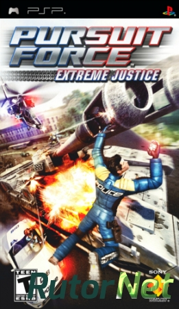 [PSP] Pursuit Force: Extreme Justice [2007, Racing]