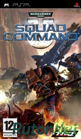 [PSP] Warhammer 40.000: Squad Command [2007, Strategy,3D, FPS]