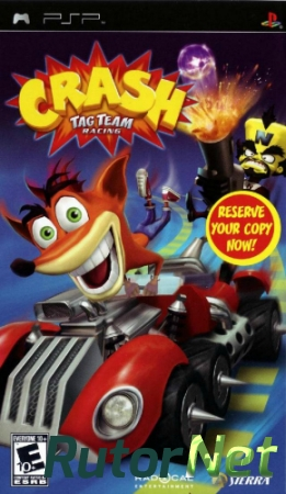 [PSP] Crash Tag Team Racing [2006, Racing]