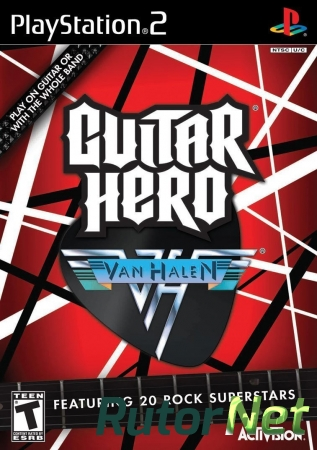 [PS2] Guitar Hero: Van Halen [ENG|NTSC][DVD9]