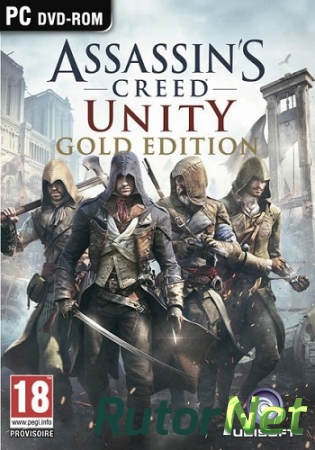 Assassin's Creed Unity - Gold Edition \
