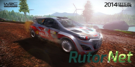 WRC The Official Game [v1.0.0, Гонки, iOS 7.0, ENG]