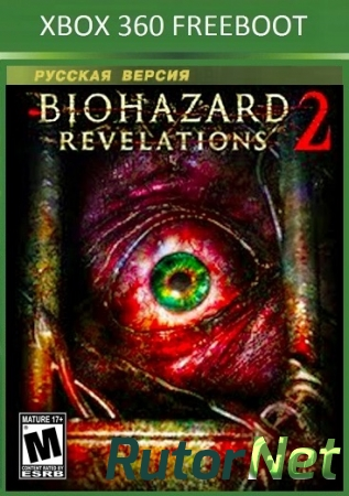 [XBOX360] Resident Evil Revelation 2 (All Episodes) [Freeboot / RUS]