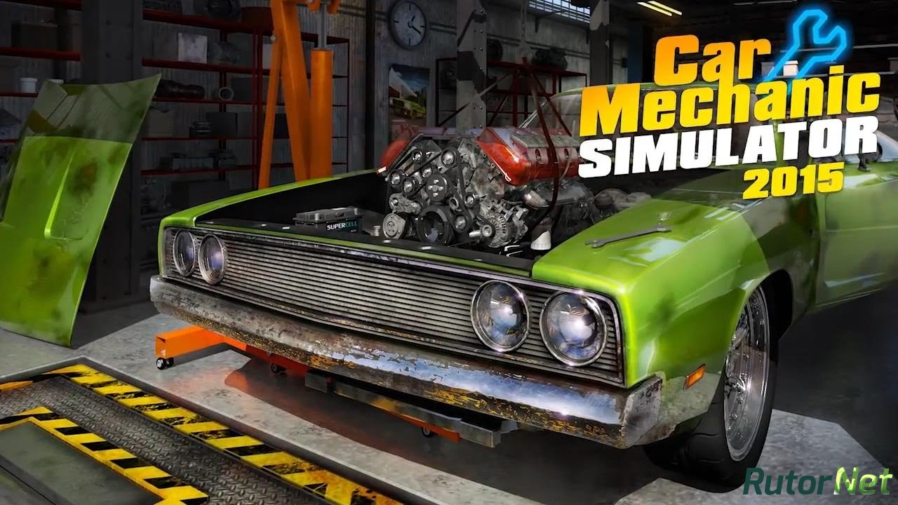 Dlc для car mechanic simulator - 5ffa