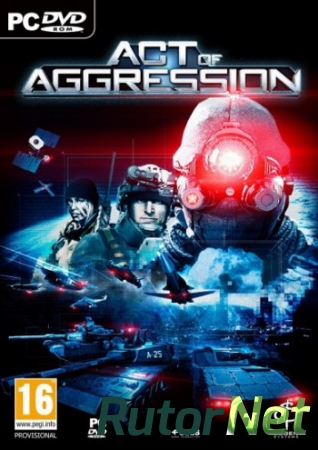 Act of Aggression (Focus Home Interactive) (ENGMulti 4) [L] *CODEX*