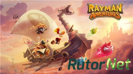 Rayman Adventures [v1.00.200] (2015) Android