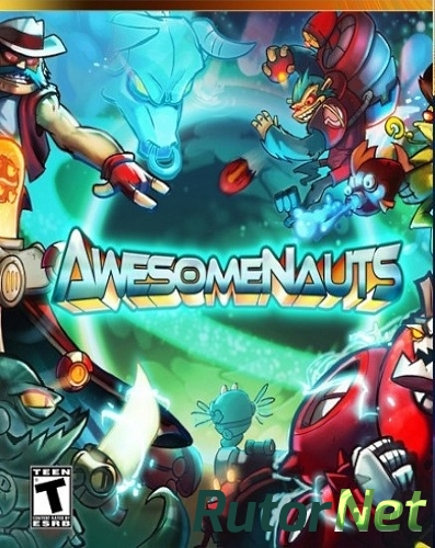Awesomenauts Pc Торрент