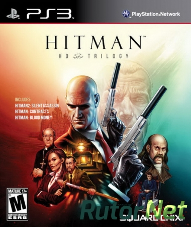 Hitman Trilogy HD [USA/ENG] [CLANDESTiNE]