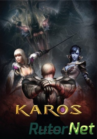 Karos Online [22.06.16] (2010) PC | Online-only