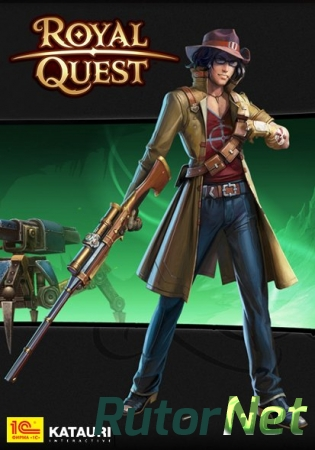 Royal Quest: Эпоха мифов [1.0.047] (2012) PC | Online-only