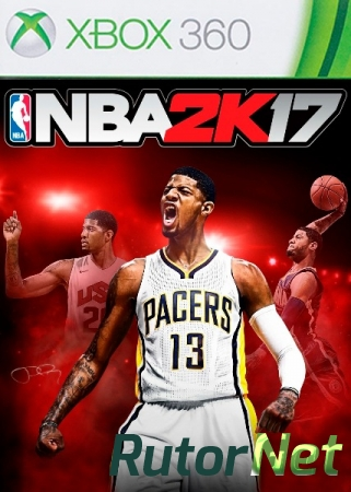 NBA 2K17 [Region Free / ENG]