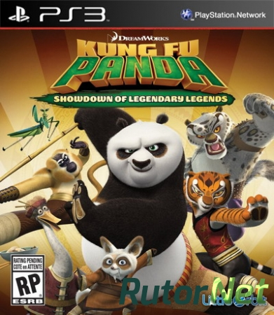 Kung Fu Panda: Showdown of Legendary Legends (2015) [PS3] [EUR] 4.21 [Repack] [En]