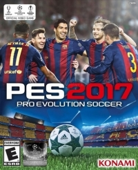 Pro Evolution Soccer 2017 (2016) PC | RePack от SEYTER