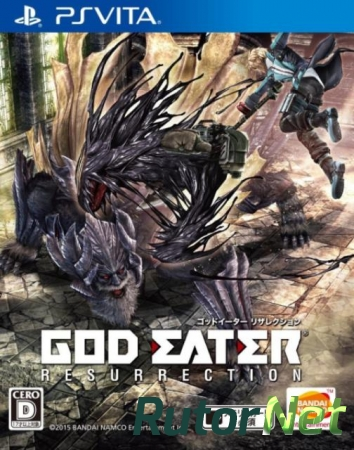 God Eater: Resurrection (2016) [PSVita] [EUR] 3.60 [HENkaku] [License / 1.01] [Ru/Multi]
