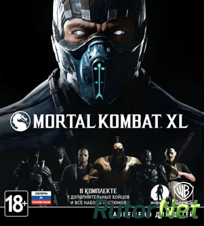 Mortal Kombat XL (2016) PC | Лицензия