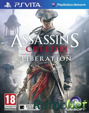 Assassin's Creed III: Liberation / Assassin's Creed 3: Liberation (2012) [PSVita] [EUR] 3.60 [HENkaku] [L] [Ru/Multi]