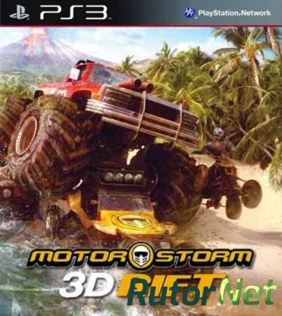 MotorStorm 3D Rift [USA] [2010|Eng]