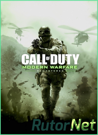 Call of Duty: Modern Warfare - Remastered (2016) PC | Steam-Rip от Fisher