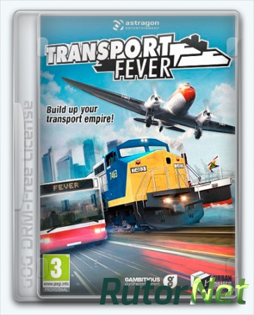 Transport Fever (2016) [Ru/Multi] (1.0.11807) Лицензия