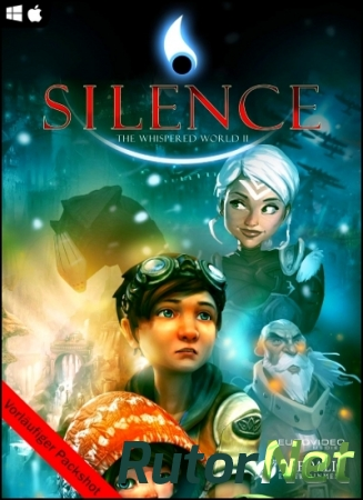Silence: The Whispered World 2  [RUS] (2016) Лицензия