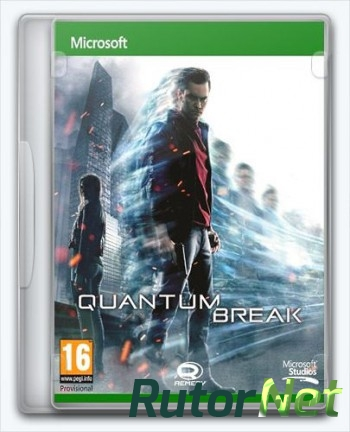 Quantum Break [2016, RUS(MULTI), Repack] R.G. Catalyst