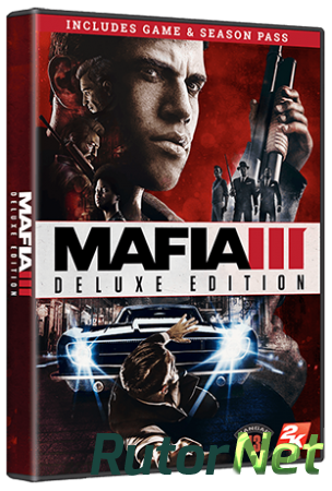 Мафия 3 / Mafia III - Digital Deluxe Edition [Update 4 + 3 DLC] (2016) PC | RePack от qoob