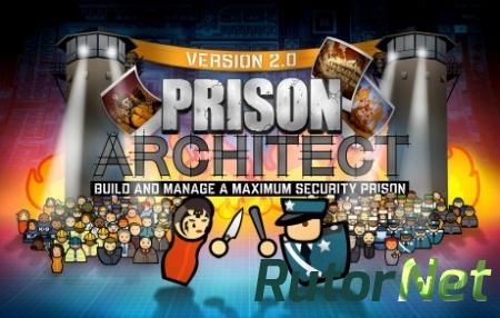 Prison Architect [update11d] (2015) Linux | Лицензия