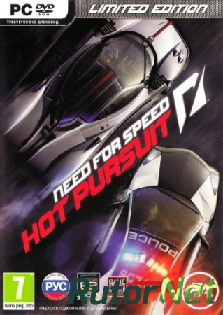 Need For Speed: Hot Pursuit 2010 - Limited Edition (2010) PC | Лицензия