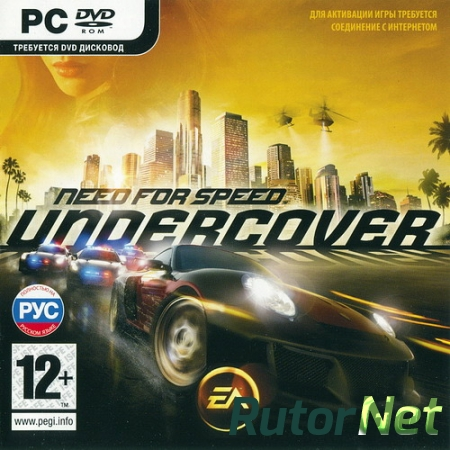 Need for Speed: Undercover (2008) PC | Лицензия
