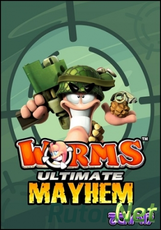 Worms Ultimate Mayhem (2011) PC | RePack by Mizantrop1337