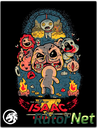 The Binding of Isaac: Rebirth (Nicalis, Inc.) (ENG) [DL|Steam-Rip] от R.G. Игроманы