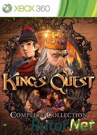 [FULL] King's Quest - The Complete Collection [Region Free/RUS]