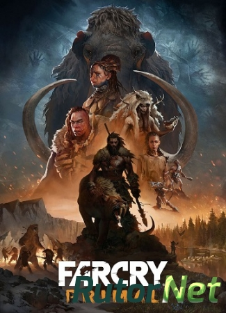 Far Cry Primal - Apex Edition + Ultra HD Texture Pack (Ubisoft) (RUS/ENG/Multi18) [DL|Uplay-Rip]
