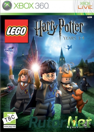 Lego Harry Potter: Years 1-4 [RUS] V2.0 (Релиз от R.G. DShock)