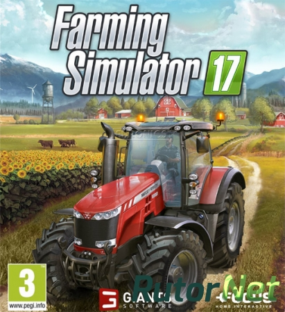Farming Simulator 17 [v 1.4.2.0 + 3 DLC] (2016) PC | RePack от qoob
