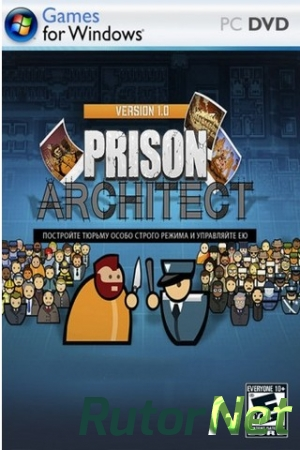 Prison Architect [GoG] [2015|Rus|Eng|Multi26]