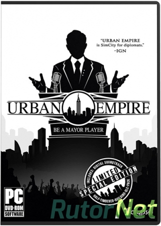 Urban Empire [v 1.2.1.1 + DLC] (2017) PC | RePack от qoob