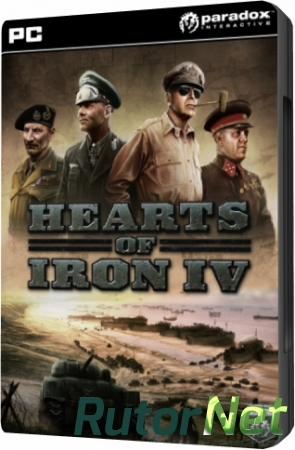 Hearts of Iron IV: Field Marshal Edition [v 1.4.0 + DLC's] (2016) PC | RePack от qoob