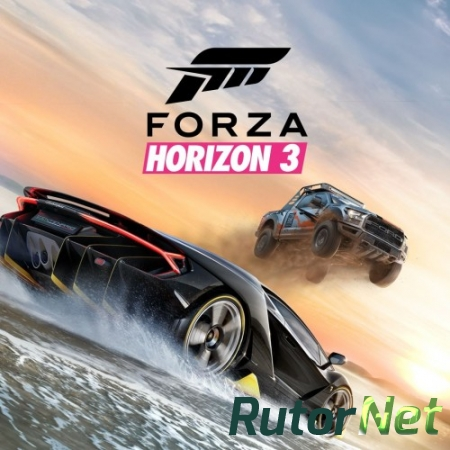 Forza Horizon 3 - Developer Build Edition [2016, RUS(MULTI), L] x.X.RIDDICK.X.x